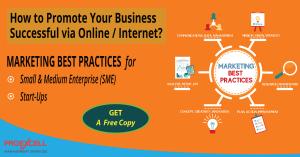 Marketing Best Practices for SME & Start-ups